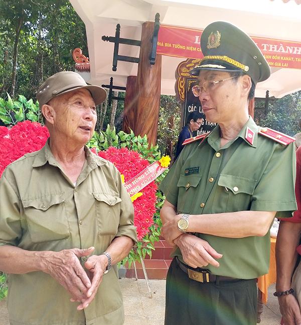 Khánh thành nhà bia tưởng niệm liệt sỹ hy sinh trong trận đồn Kanak - Ảnh minh hoạ 4