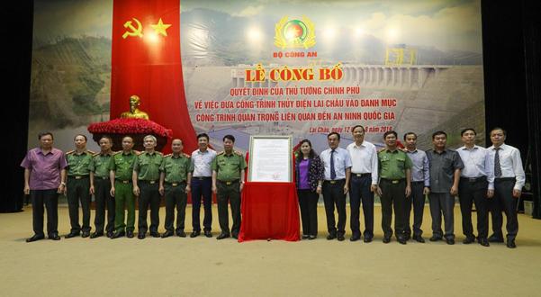 Nhà máy thuỷ điện Lai Châu: Công trình trọng điểm về an ninh quốc gia - Ảnh minh hoạ 2
