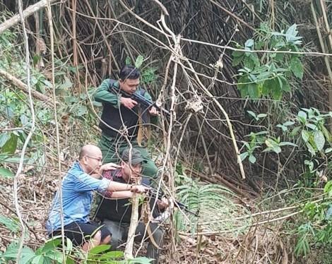Đội trưởng Cảnh sát phòng chống ma túy và những cuộc đấu súng giữa rừng sâu - Ảnh minh hoạ 2