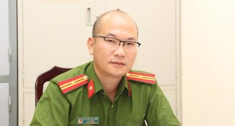 Đội trưởng Cảnh sát phòng chống ma túy và những cuộc đấu súng giữa rừng sâu