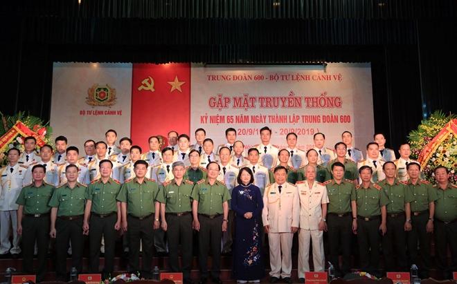 Trung đoàn 600 - Bộ Tư lệnh Cảnh vệ kỉ niệm 65 năm ngày thành lập - Ảnh minh hoạ 7
