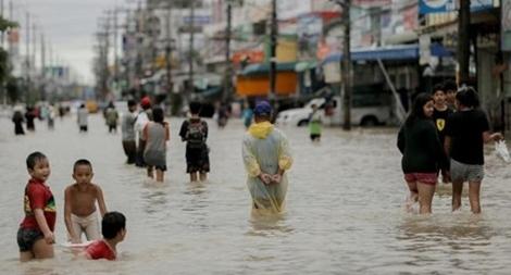 Thủ tướng gửi điện thăm hỏi về thiệt hại do bão Podul gây ra tại Thái Lan