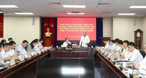 Phó Thủ tướng Thường trực: Phòng chống tham nhũng