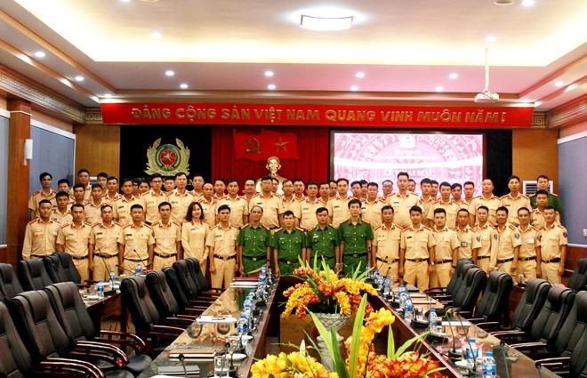 Bồi dưỡng nghiệp vụ theo kinh nghiệm quốc tế cho lực lượng CSGT - Ảnh minh hoạ 3