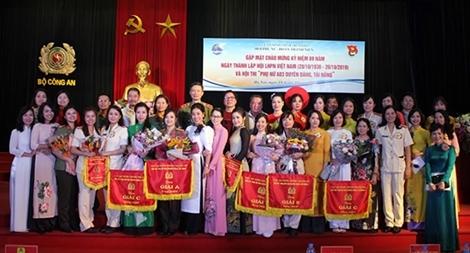 4 giải chuyên đề được trao tại Hội thi phụ nữ duyên dáng, tài năng