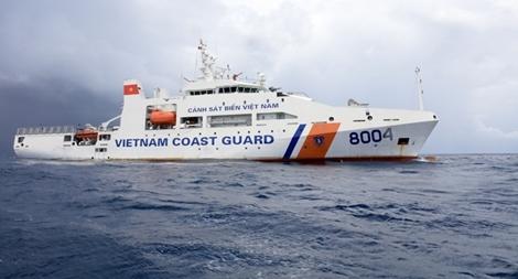Hệ thống tổ chức và chức danh pháp lý của Cảnh sát biển Việt Nam
