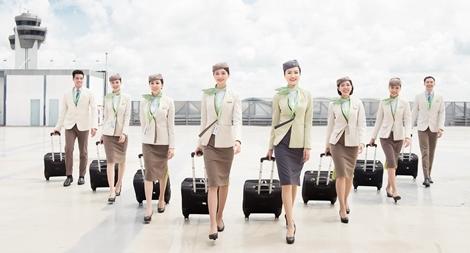 Bamboo Airways tuyển dụng tiếp viên hàng không