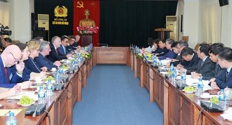 Việt Nam – EU sẽ tăng cường hợp tác trong nhiều lĩnh vực