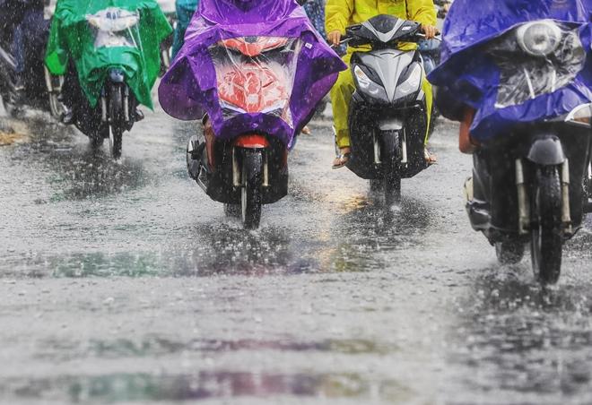 Bão Nakri tiến gần Quảng Ngãi - Khánh Hòa, miền Trung mưa lớn