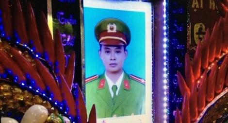 Tiếc thương người lính trẻ hy sinh vì nhiệm vụ