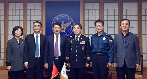 Việt Nam – Hàn Quốc tăng cường hợp tác trong lĩnh vực an ninh, cảnh sát