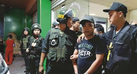 Không để đối tượng người nước ngoài lợi dụng Việt Nam làm nơi ẩn náu và phạm tội