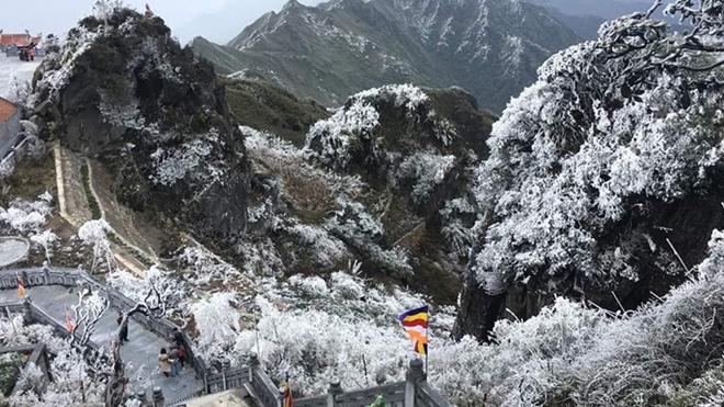 Bắc Bộ duy trì rét đậm, rét hại, vùng núi cao có băng giá