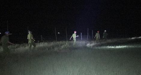 Tết của những Cảnh sát chống buôn lậu trên tuyến biên giới Tây Nam