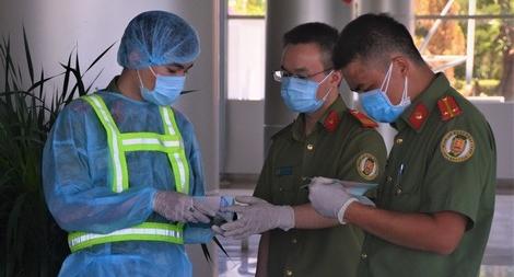 Công an các tỉnh Tây Nguyên nỗ lực phòng, chống dịch COVID-19