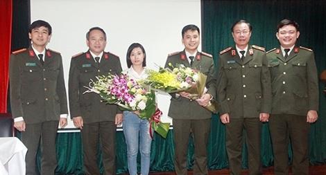 Nâng cao hiệu quả công tác Đoàn thanh niên Cơ quan UBKT Đảng ủy CATƯ