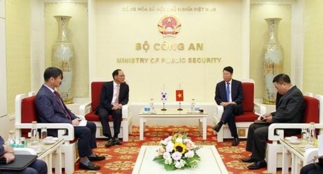 Việt Nam – Hàn Quốc thắt chặt hơn nữa quan hệ Đối tác chiến lược