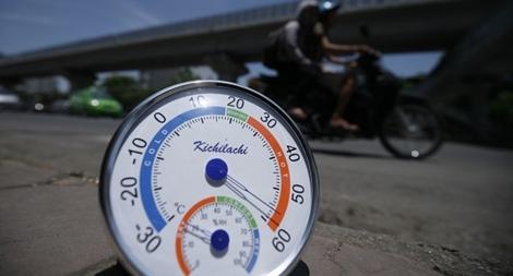 Bắc Bộ như đổ lửa, Hà Nội trên 37 độ C