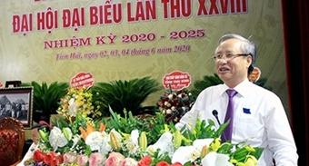 Đẩy nhanh tiến độ xây dựng, phát triển khu kinh tế Thái Bình