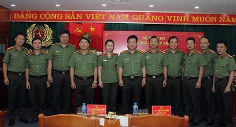 Công nghiệp an ninh phục vụ hiệu quả công tác, chiến đấu của lực lượng CAND