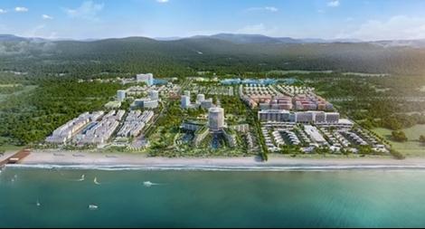 Du lịch Phú Quốc: Kỳ vọng cú huýnh từ công viên giải trí bản sắc Việt, chuẩn quốc tế, vị trí trung tâm