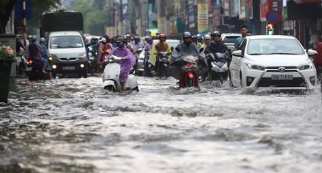 Giật lên cấp 10, Bão số 2 tiến sát Thái Bình đến Nghệ An