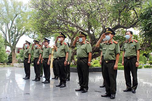 Quán triệt Nghị quyết Đảng bộ CA Điện Biên đến từng Đảng bộ, chi bộ - Ảnh minh hoạ 4