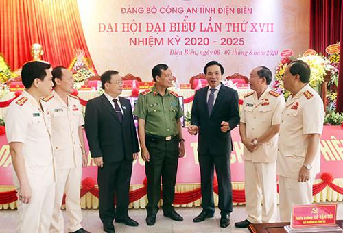 Quán triệt Nghị quyết Đảng bộ CA Điện Biên đến từng Đảng bộ, chi bộ - Ảnh minh hoạ 3