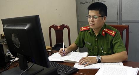 Lá thư ứa nước mắt của một giang hồ mang trọng tội gửi Thượng úy Cảnh sát