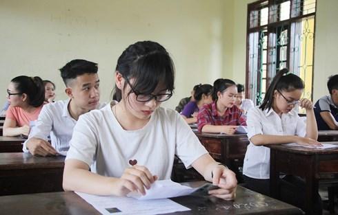 Hơn 1,93 vạn thí sinh đăng ký xét tuyển vào các trường CAND
