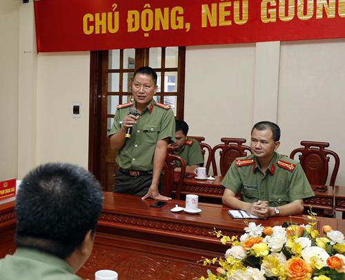 Phối hợp đẩy mạnh công tác tuyên truyền giữa Báo CAND và Công an tỉnh Yên Bái - Ảnh minh hoạ 8