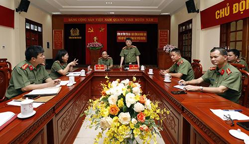 Phối hợp đẩy mạnh công tác tuyên truyền giữa Báo CAND và Công an tỉnh Yên Bái - Ảnh minh hoạ 2