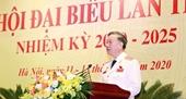 Tăng cường xây dựng Đảng bộ Công an Trung ương trong sạch, vững mạnh - yếu tố quyết định thực hiện thắng lợi nhiệm vụ bảo đảm an ninh, trật tự trong tình hình mới