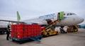 Hãng hàng không Việt chuyển hàng cứu trợ cho đồng bào miền Trung