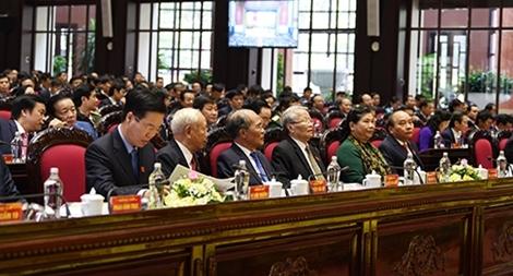 Khai mạc Đại hội đại biểu Đảng bộ Khối các cơ quan Trung ương lần thứ XIII