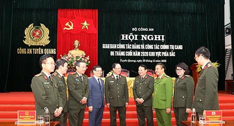 Nâng cao năng lực lãnh đạo toàn diện, sức chiến đấu của các cấp ủy, tổ chức Đảng