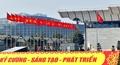 Hà Nội rực sắc cờ hoa chào mừng Đại hội XIII của Đảng