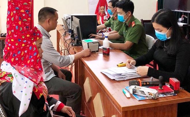 Công an Quảng Ninh phát động đợt thi đua cấp căn cước công dân