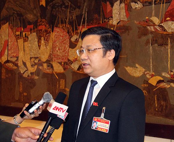 Các đại biểu đánh giá cao công tác bảo vệ ANTT phục vụ Đại hội Đảng