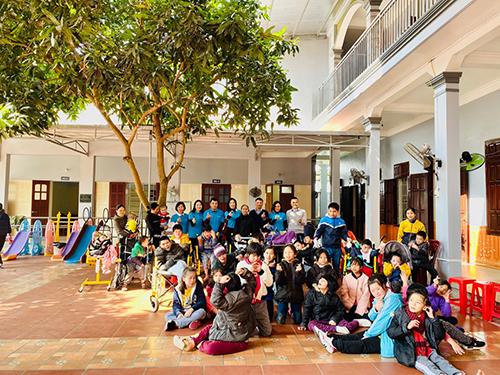 Eximbank đẩy mạnh hoạt động hỗ trợ cộng đồng - Ảnh minh hoạ 3