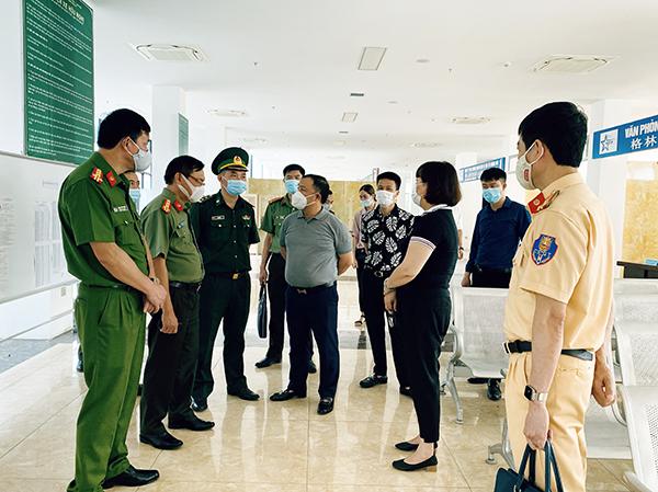 Giám đốc Công an tỉnh Lạng Sơn kiểm tra công tác chuẩn bị bầu cử - Ảnh minh hoạ 2