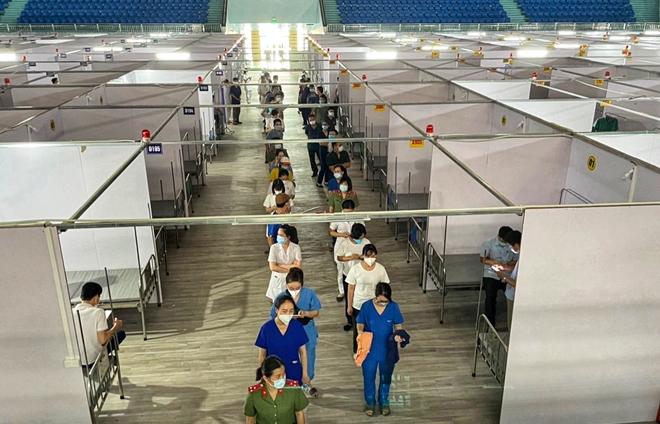 Bệnh viện Dã chiến số 2 tại Bắc Giang do y tế CAND đảm trách đã sẵn sàng - Ảnh minh hoạ 4