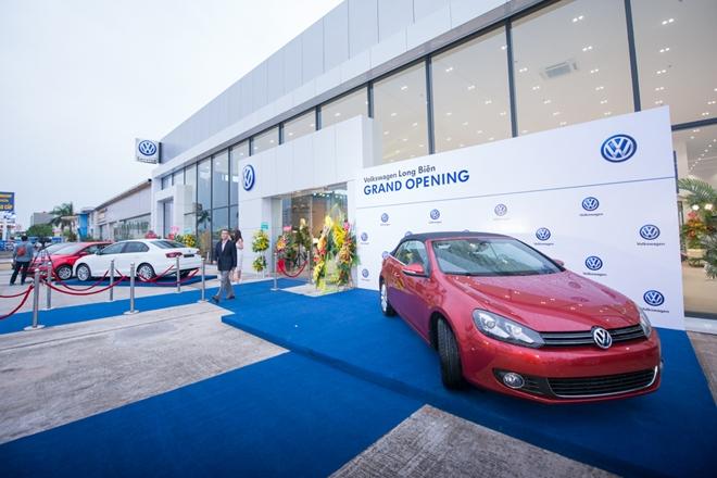 Volkswagen Vietnam Expands Dealership Network To The North Bao