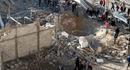 Israel dội bom dải Gaza nhằm vào các mục tiêu của phong trào Hamas