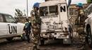 Tấn công đẫm máu tại Congo khiến 15 binh sĩ Liên Hợp Quốc thiệt mạng
