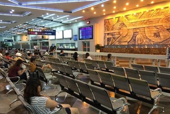 Sân bay Cao Hùng, Đài Loan.Ảnh: Tienphong.vn