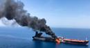 Mỹ tiếp tục tố Iran phóng tên lửa ngay trước vụ tấn công tàu chở dầu