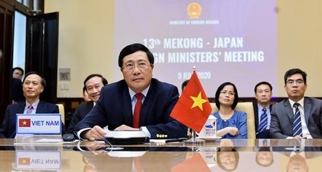 Nhật Bản hỗ trợ vùng Mekong hơn 100 triệu USD chống COVID-19
