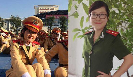 Xúc động đọc bức thư cuối cùng của Thiếu úy Đậu Thị Huyền Trâm