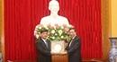 Bộ trưởng Tô Lâm tiếp đoàn đại biểu Tập đoàn báo Mainichi Nhật Bản